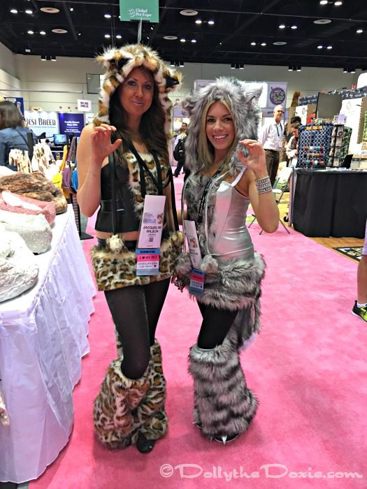 Cat Ladies at Global Pet Expo 2017 Orange County Convention Center