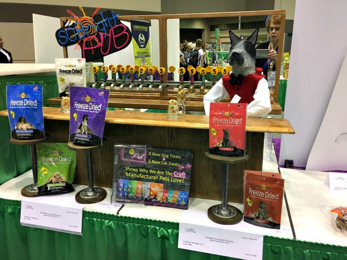 Dog Bartender at Global Pet Expo 2017 Orange County Convention Center