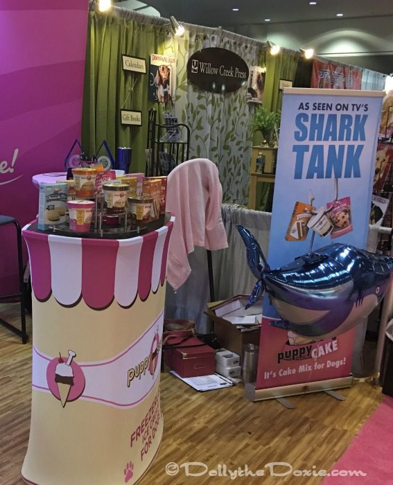 Puppy Cakes at Global Pet Expo 2017 Orange County Convention Center