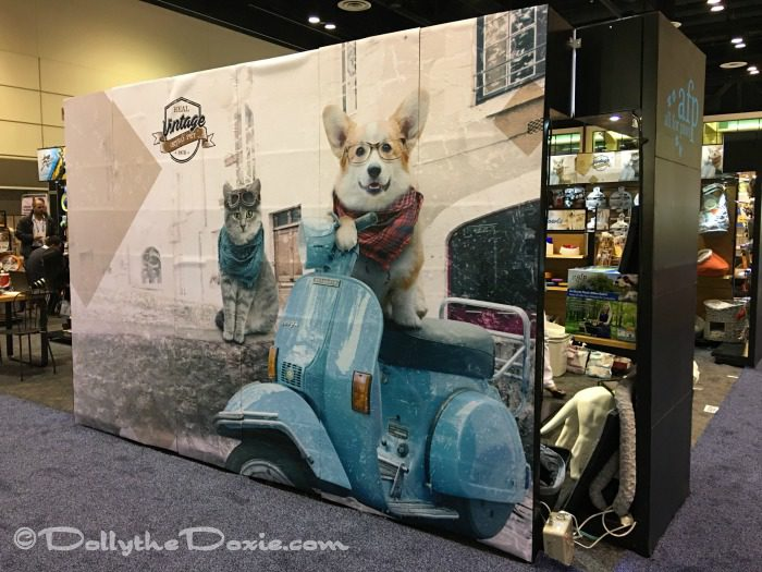 Booth at Global Pet Expo 2017 Orange County Convention Center