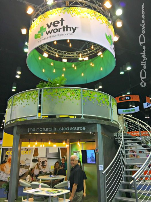 Vetworthy at Global Pet Expo 2017 Orange County Convention Center