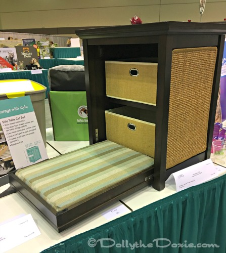 Pet industry New Product Showcase at Global Pet Expo