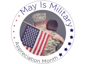National Pet Month-National Military Appreciation Month