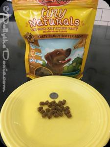 Zuke's tiny naturals, grain-free, natural dog treats