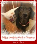 Gift Ideas for Pets — it's Dolly's Howliday Guide & Giveaway!