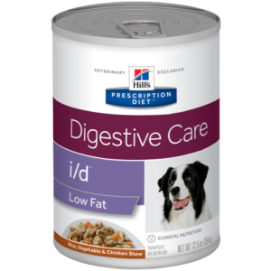 low fat prescription food for dogs with pancreatitis